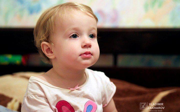 Портрет ребёнок