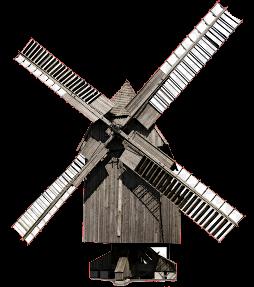 Ветрянная мельница