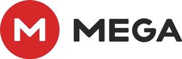 Мега диск логотип