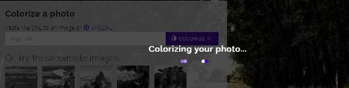 Как раскрасит черно-белое фото онлайн 7