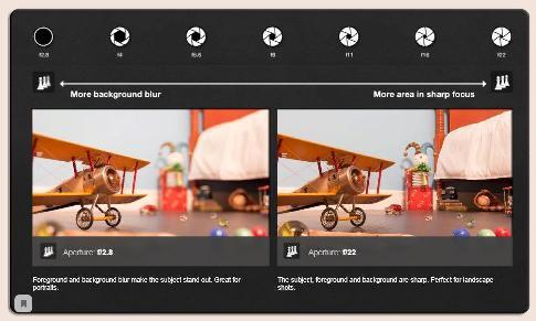 Онлайн симулятор фотоаппарата от Canon 3