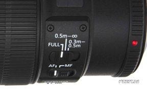 Обозначение объективов Canon 4.