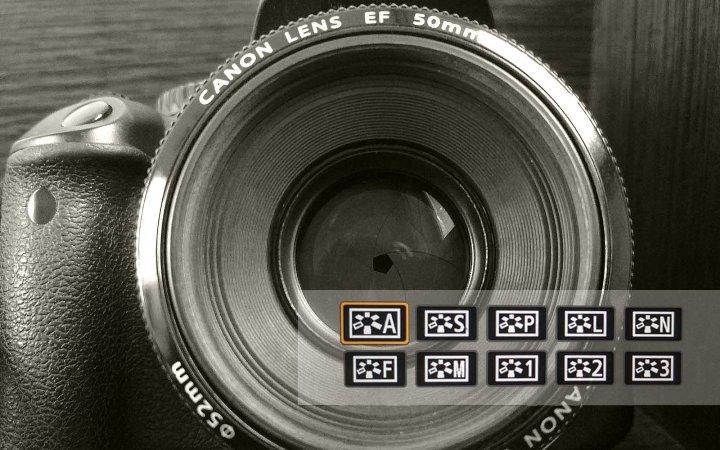 Стили изображения у Canon (11).