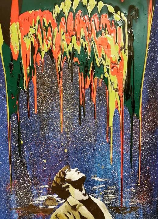 Краски к фильму фонтан