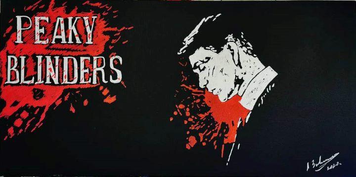 Peaky Blinders картина